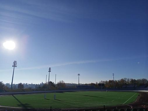 Dětský den - Ragby Olymp - Otevření stadionu