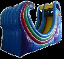 rampage 21 ft half pike water slide.png
