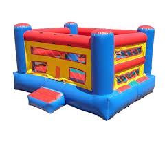 Inflatable Boxing Ring/Moonwalk