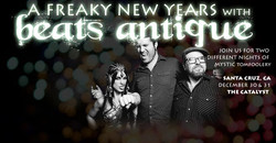 Beats Antique NYE Facebook Banner
