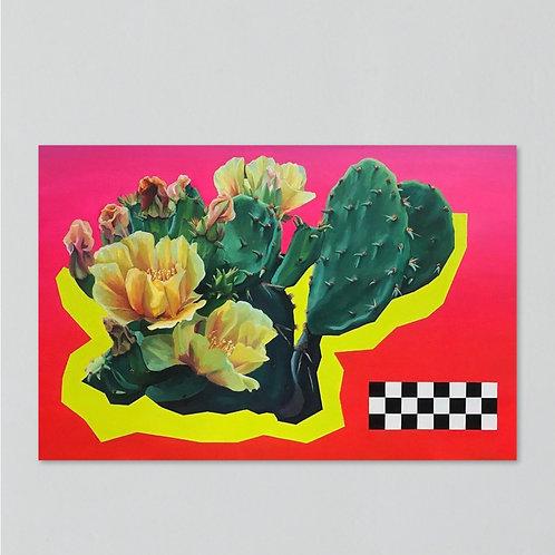 """""""Texas Chop 2"""" Print"""