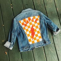"""""""SUPER"""" Art Jacket"""