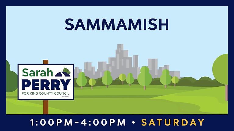 9/25 Sammamish Canvass