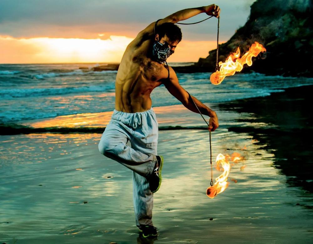 Nick Fire & Flow