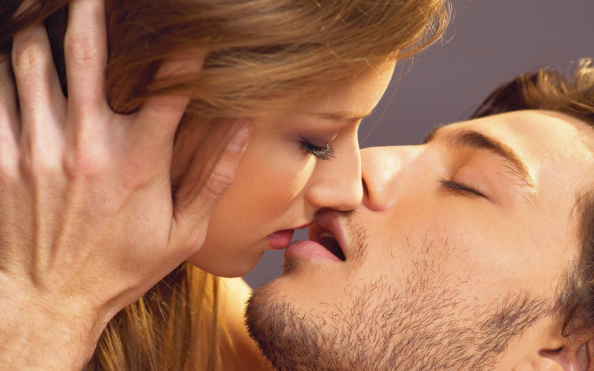 Why Kisses Are So Damn Powerful