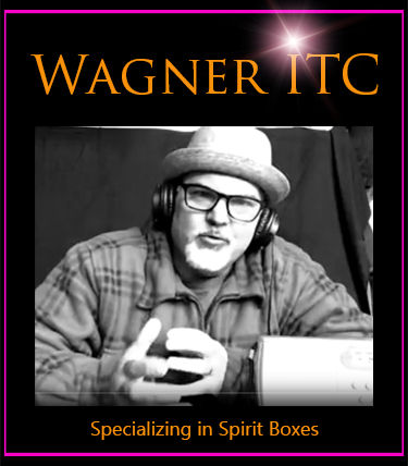 Wagner ITC Spirit Boxes - Custom made