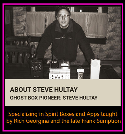 Exclusive Spirit Apps & Boxes by Steve Hultay
