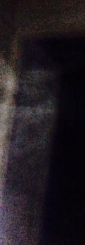Spirit moving around my door frame