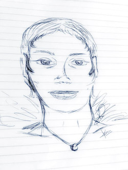 Spirit Visitation Female
