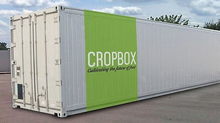 Cropbox hydroponic container farm
