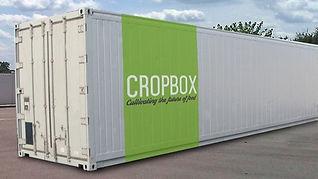 Cropbox hydroponic container farm