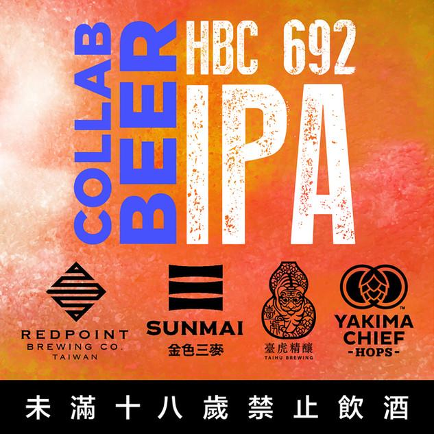 HBC 692 IPA