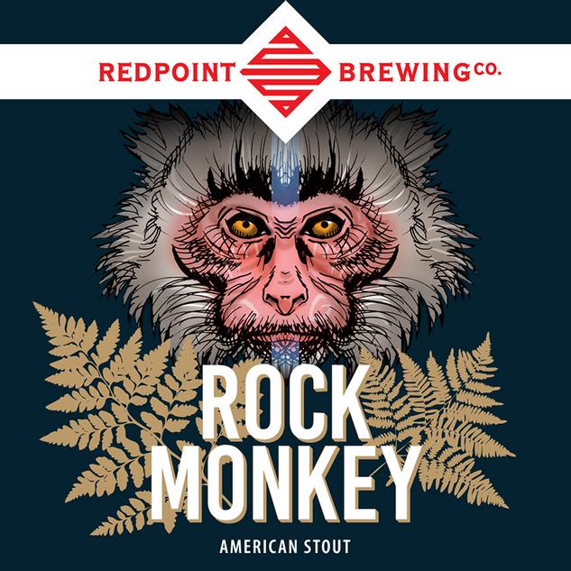 Rock Monkey Stout