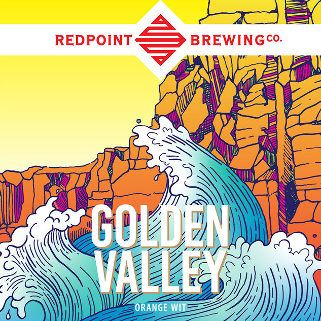 Golden Valley Orange Wit