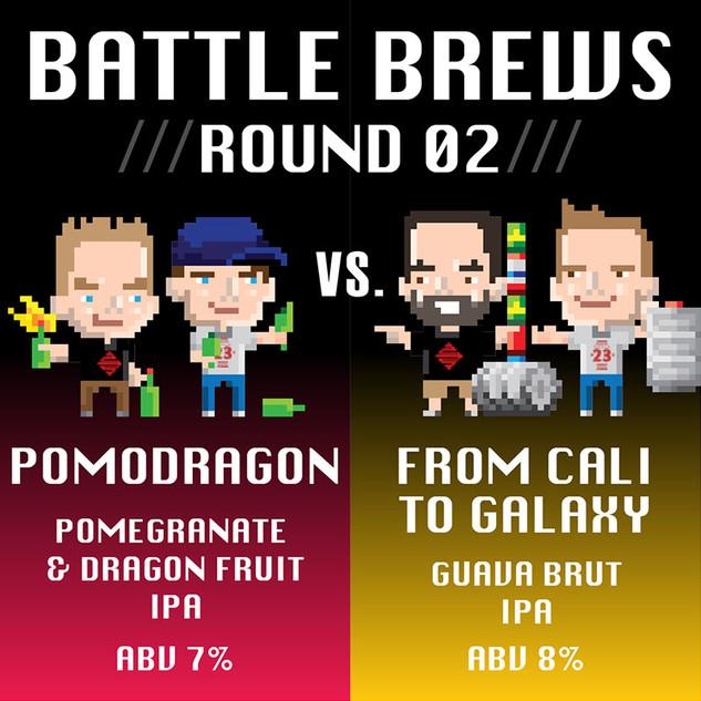 Battle Brews /// Round 02