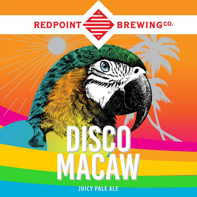 Disco Macaw Juicy Pale Ale