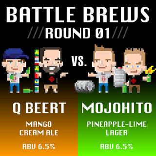 紅點x23號啤酒挑戰釀造 / 第一輪