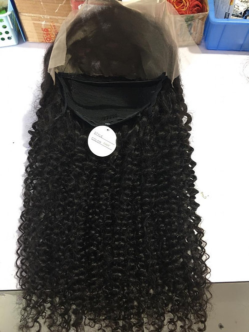 Spanish Curl Frontal Wig 13x6
