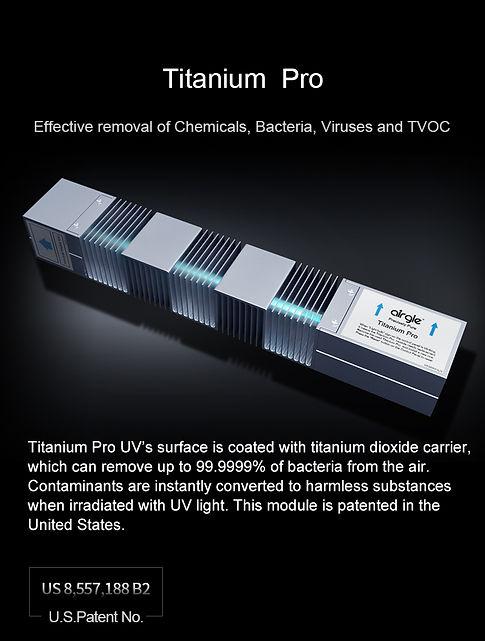 airgel mobil Titanium Pro