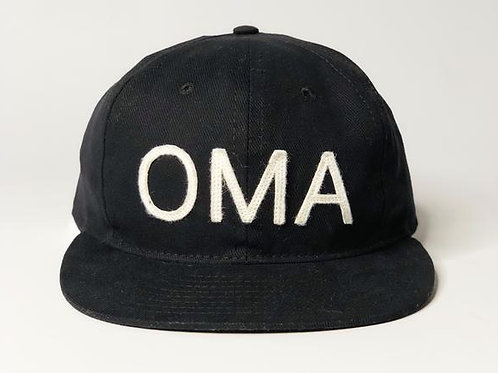 Official OMA 2021 Cap