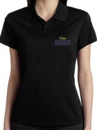 Official OMA 2021 Polo Women's