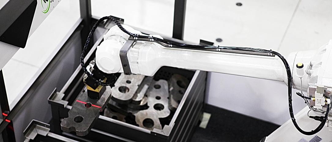 MWES Robotic Bin Picking
