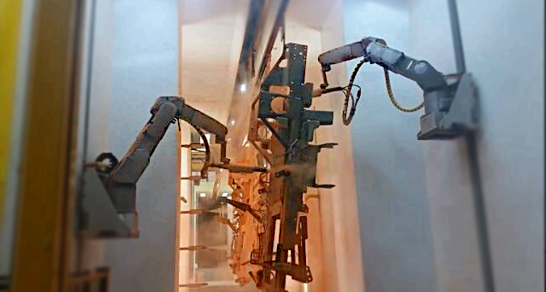 MWES: Robotic Painting System