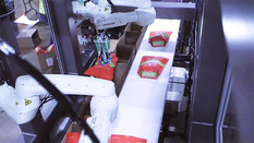 Easily upgrade to automated case packing with MWES' turnkey solutions