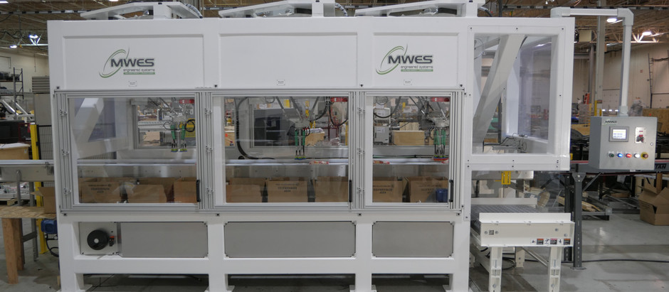 MWES: Automated Packaging Project