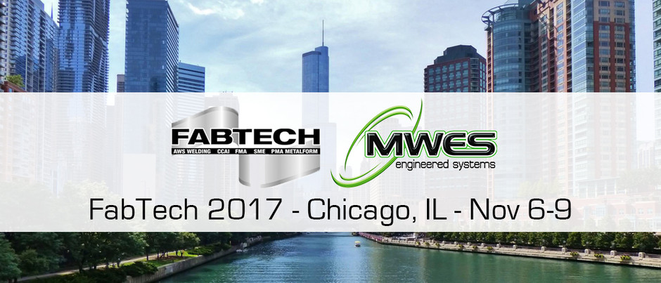 Exhibiting at FABTECH 2017
