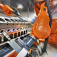Robotic Deburring System