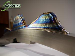 ADDere Additive 3D Laser Metal Printing