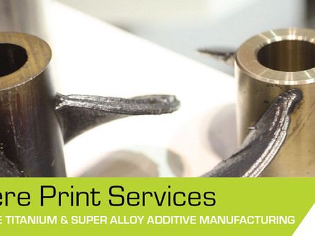 ADDere Offers 3D Print Services