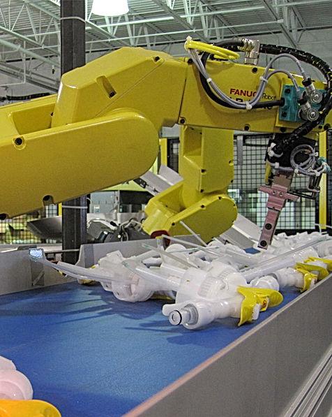MWES FANUC Assembly Line