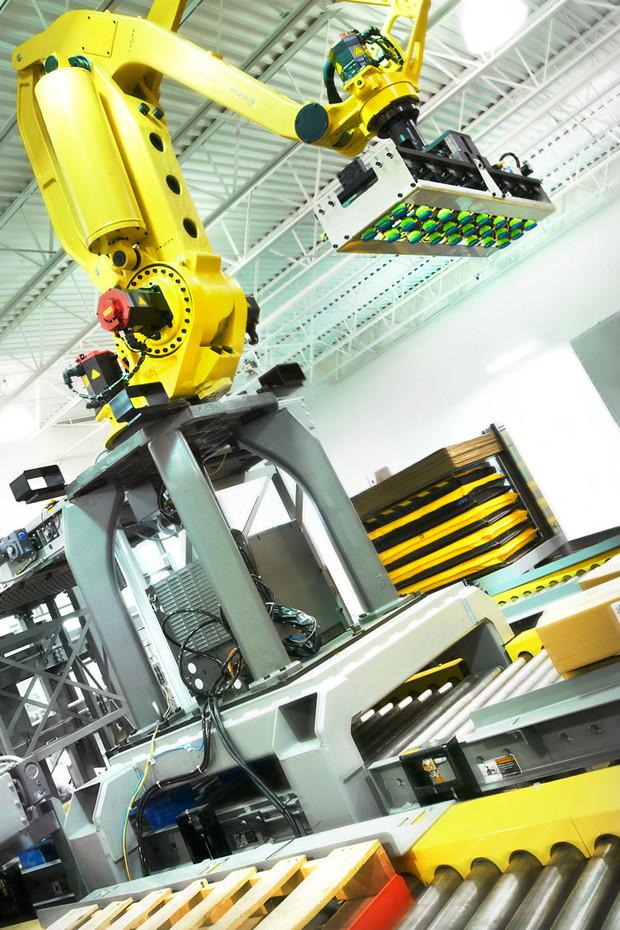 Robotic Palletizing