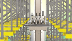 MWES launches new production optimizing AS/RS buffer system