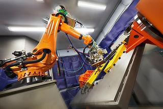 Metal industrial additive manufacturing 3D printing system