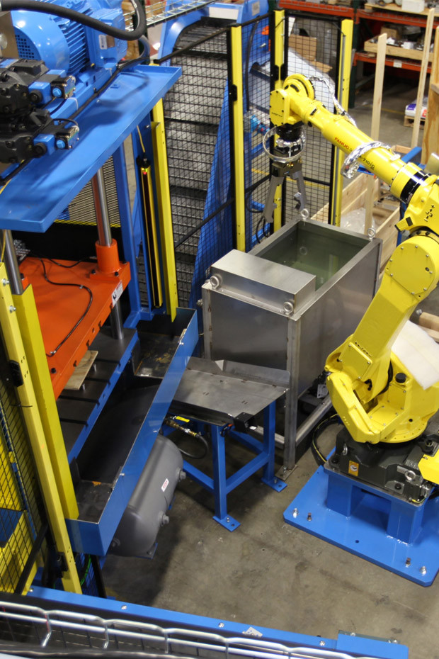 Tending Automation