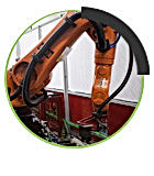 MWES KUKA Machine Tending