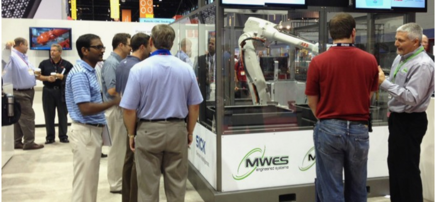 Exhibiting at Automate 2015