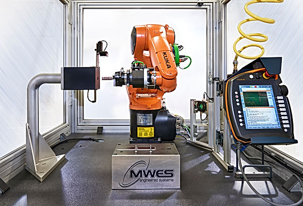 MWES Force/Torque System