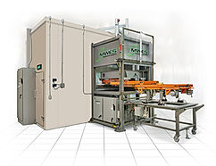 ADDere II laser wire additive manufacturing system
