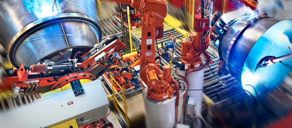 Visit us at AWS's Robotic Arc Welding Conference!