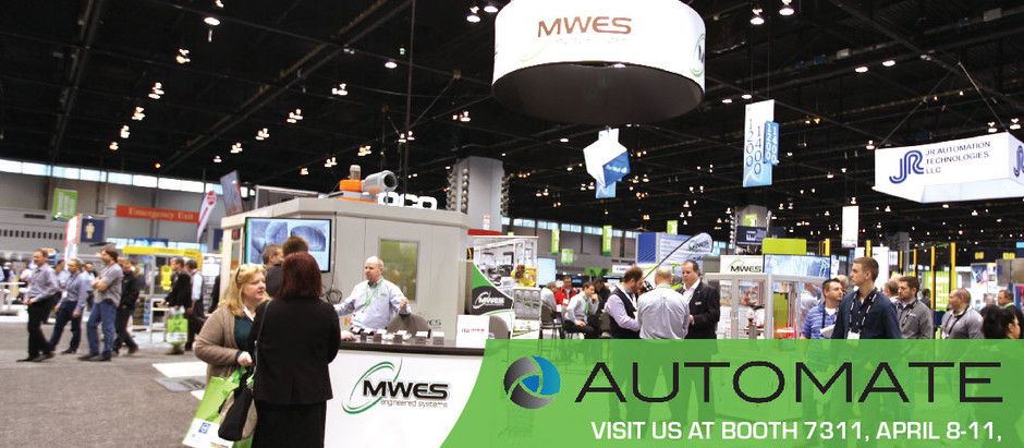 See Us at Automate 2019