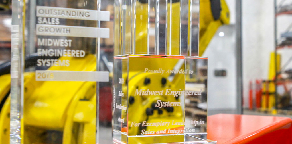 MIDWEST ENGINEERED SYSTEMS RECEIVES HIGH MARKS FROM FANUC ROBOTICS