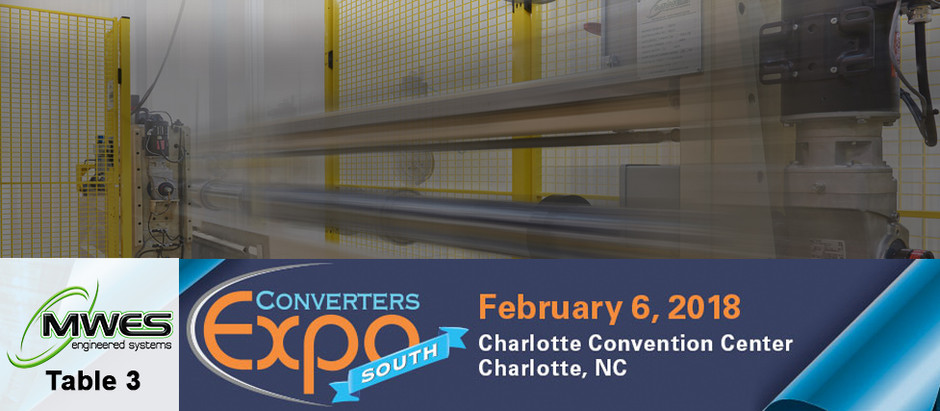 Exhibiting at Converters Expo South