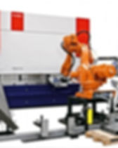 MWES Automation - Press Brake Tending