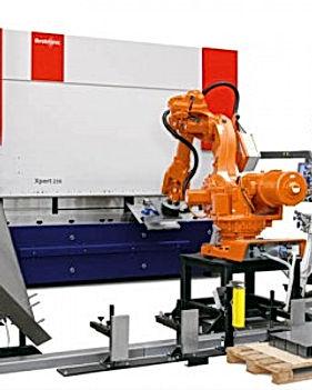 MWES Automation - Press Brake Tending