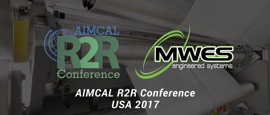 Sponsors 2017 AIMCAL R2R Conference USA