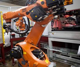 Assembly & Laser Welding